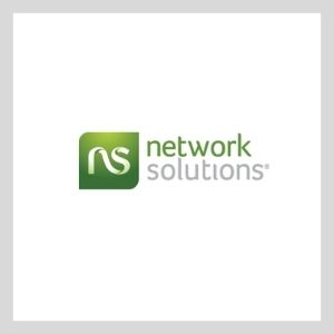 Logo Network Solutions.
