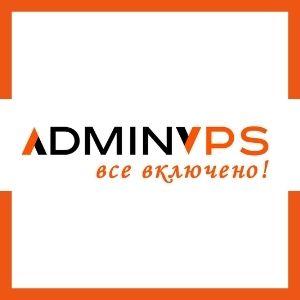 Logo AdminVPS.